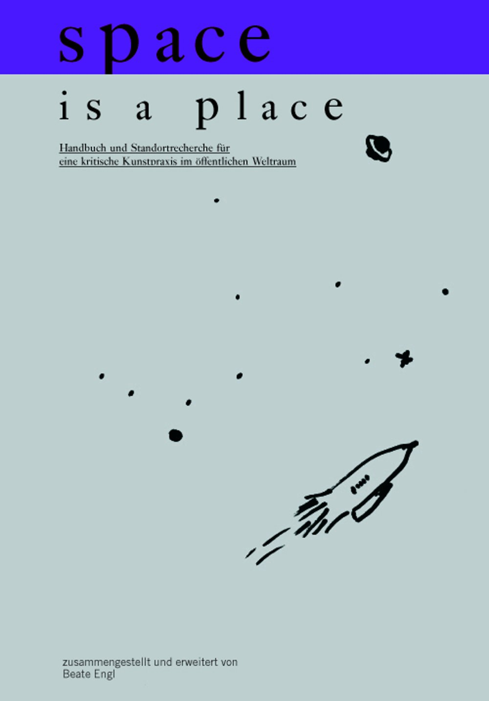 cover: SPACE IS A PLACE