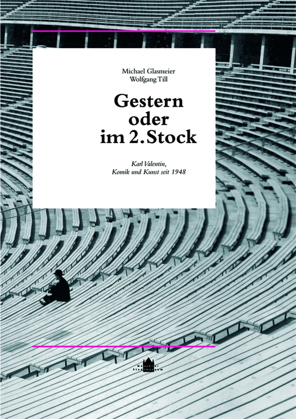 cover: Gestern oder im 2. Stock